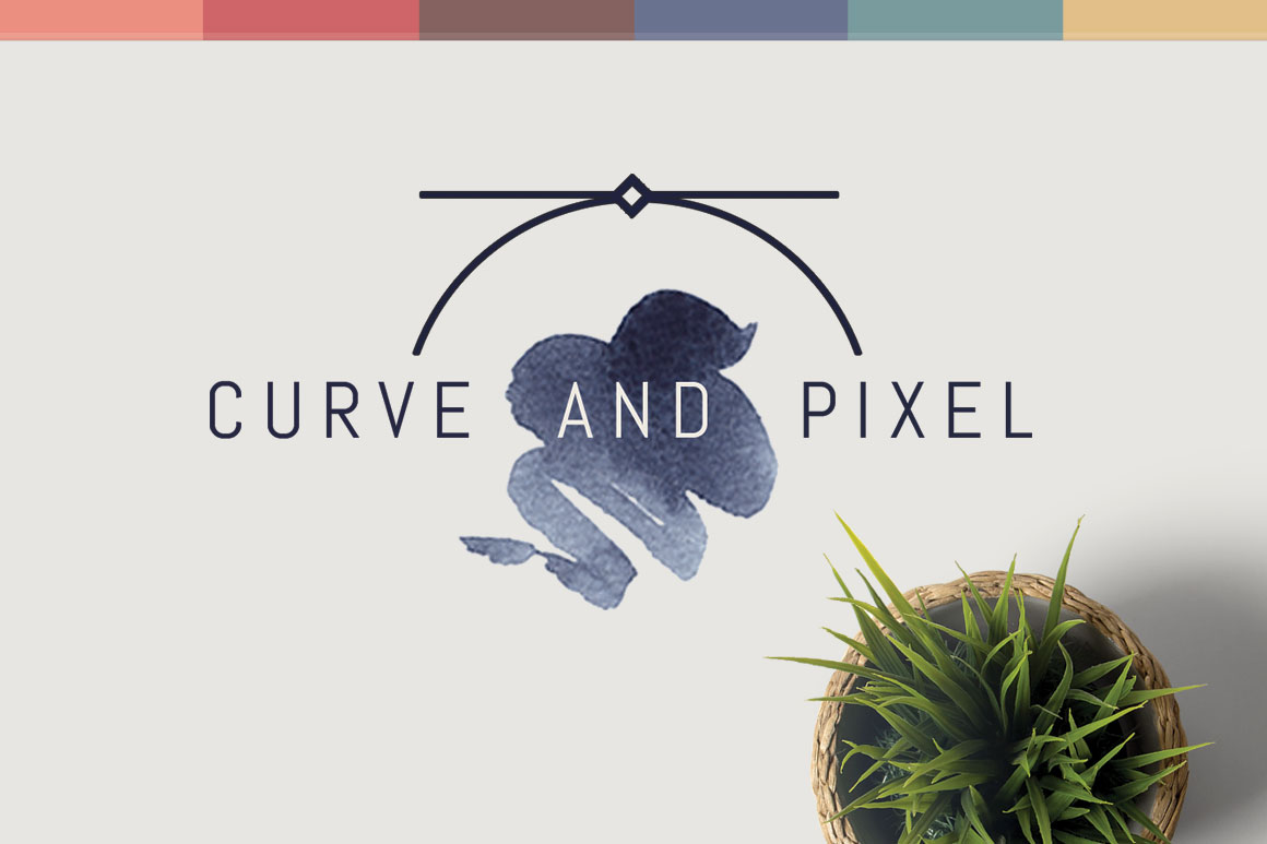 Introduction to curve and pixel