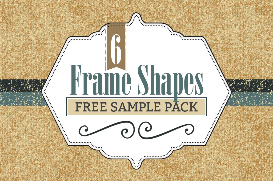 free sample frame shapes